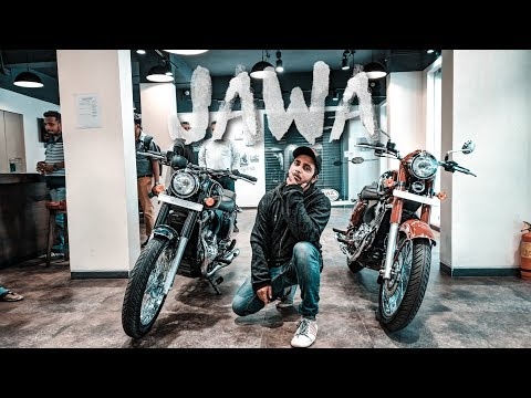 Royal Enfield Owner Rides JAWA Motorcycle For The First Time | Jawa &  Jawa 42 | Personal Opinion