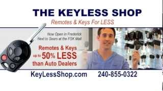 The Keyless Shop at Sears FSK Mall