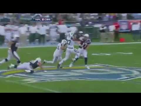 Antonio Gates Nice One-Handed Catch