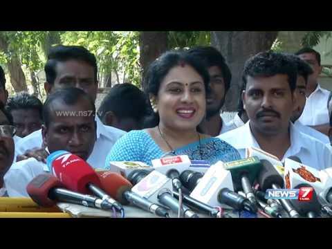 Sasikala will swear-in as Tamil Nadu CM soon: Anitha Kuppusamy | News7 Tamil