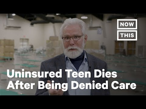 Uninsured Teen With COVID-19 Symptoms Dies After Being Denied Care | NowThis
