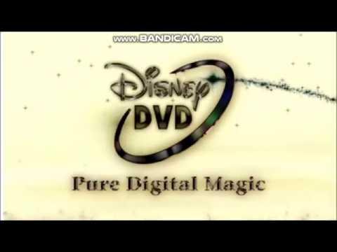 Mess Up Around With Disney Dvd Logo 2001 2007 Youtube