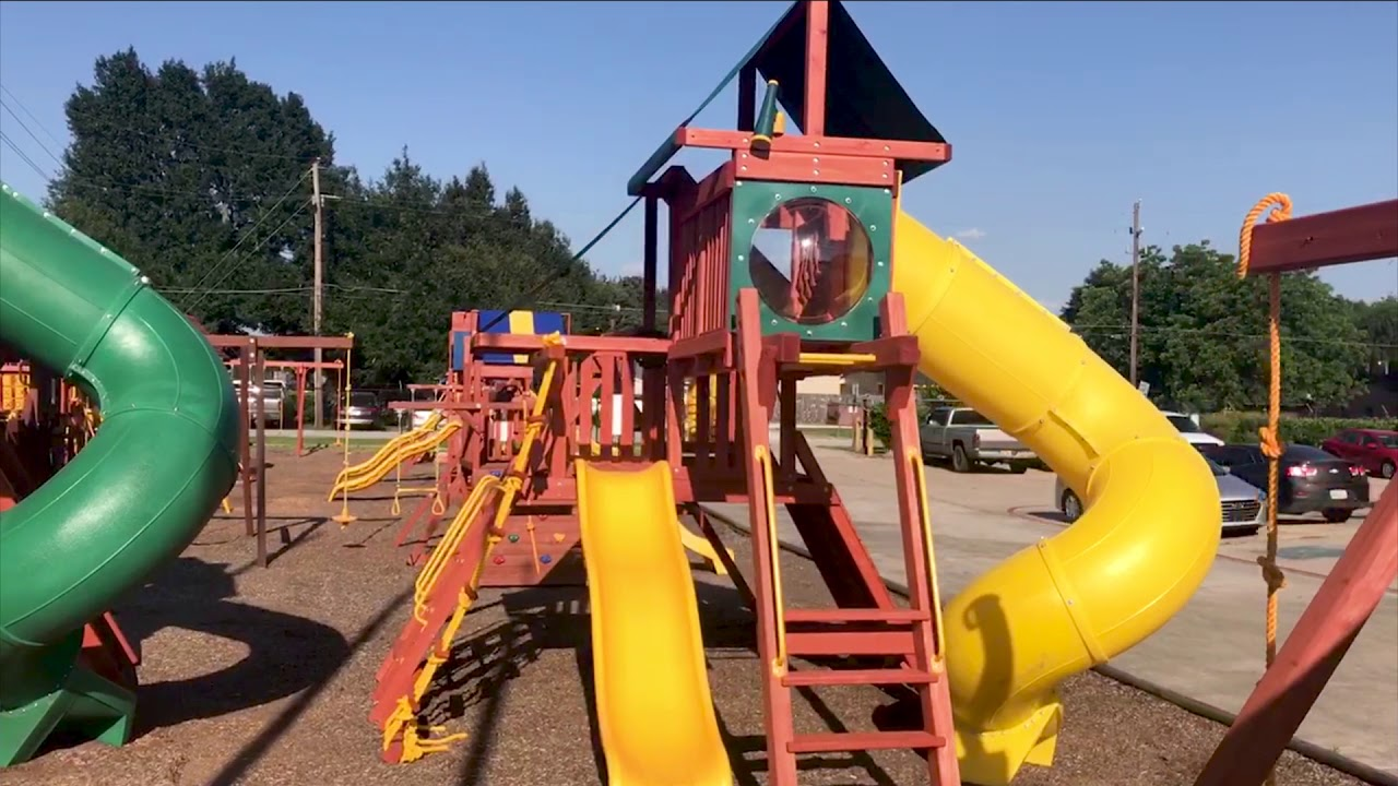 Swing Sets And Playsets In Houston Texas Can I Play More