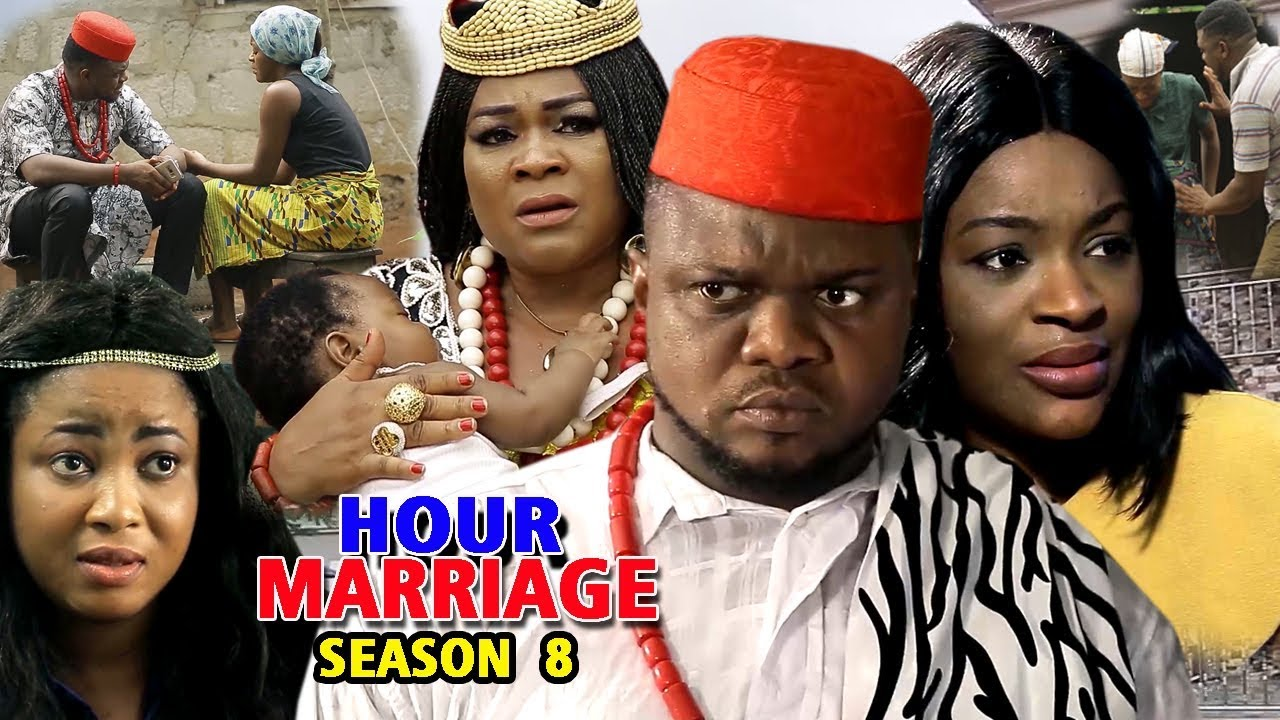 Download Hour Of Marriage Season 8 - (New Movie) 2018 Latest Nigerian Nollywood Movie Full HD | 1080p