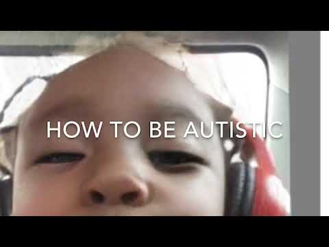 How to be AUTISTIC(read desc)