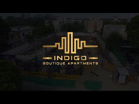 Indigo Boutique Apartments - Construction Update Sep 2018