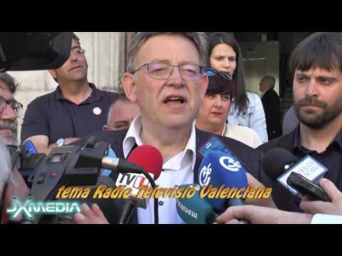 Ximo Puig -Tema RTVV