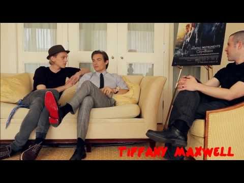 Jamie Campbell Bower - Favourite Moments (Part 5)