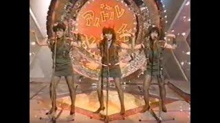 『恋の低空飛行』 麻生真美子&キャプテン (1984)