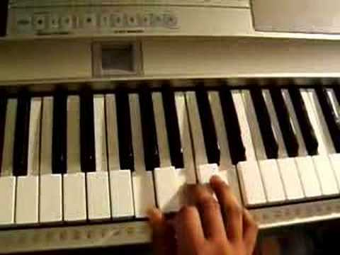How To Play Justin Timberlake Until The End Of Time Youtube