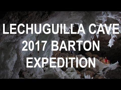 Lechuguilla Cave - 2017 Barton Expedition