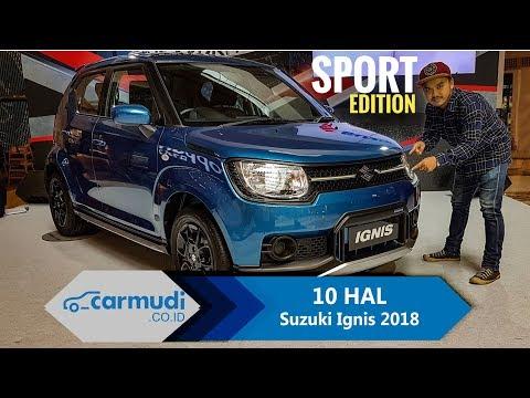 Suzuki Ignis SE (Sport Edition) 2018 Indonesia - 10 HAL yang Perlu Diketahui