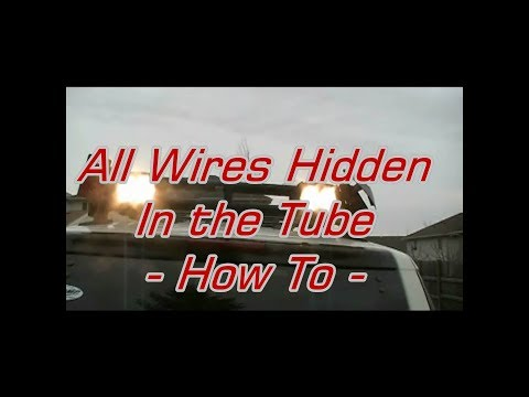 hqdefault how to install back up lights on fj cruiser roof rack youtube fj cruiser wiring harness installation at bakdesigns.co