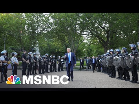 NYT: Trump Admin. Considered Using Military On Floyd Protests