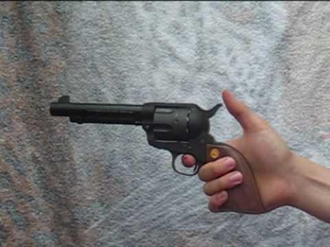 (Airsoft) Revolver Ocelot's gun : the Colt S.A.A.
