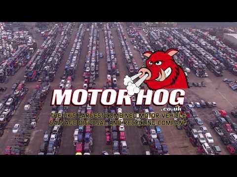 Motorhog Doncaster Dismantling Facility