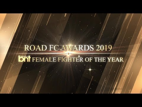 [ROAD FC AWARDS 2019] bnt FEMALE FIGHTER OF THE YEAR