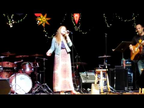 Видео: Let It Be - Emily at Band Aid 04102014