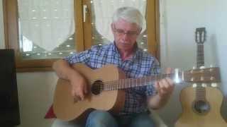 San Francisco ( Guitare  / Tab  ) Maxime Le Forestier