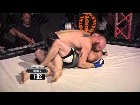 Apex 8 Fight 4 Matt McKenna vs Damien Hamllin