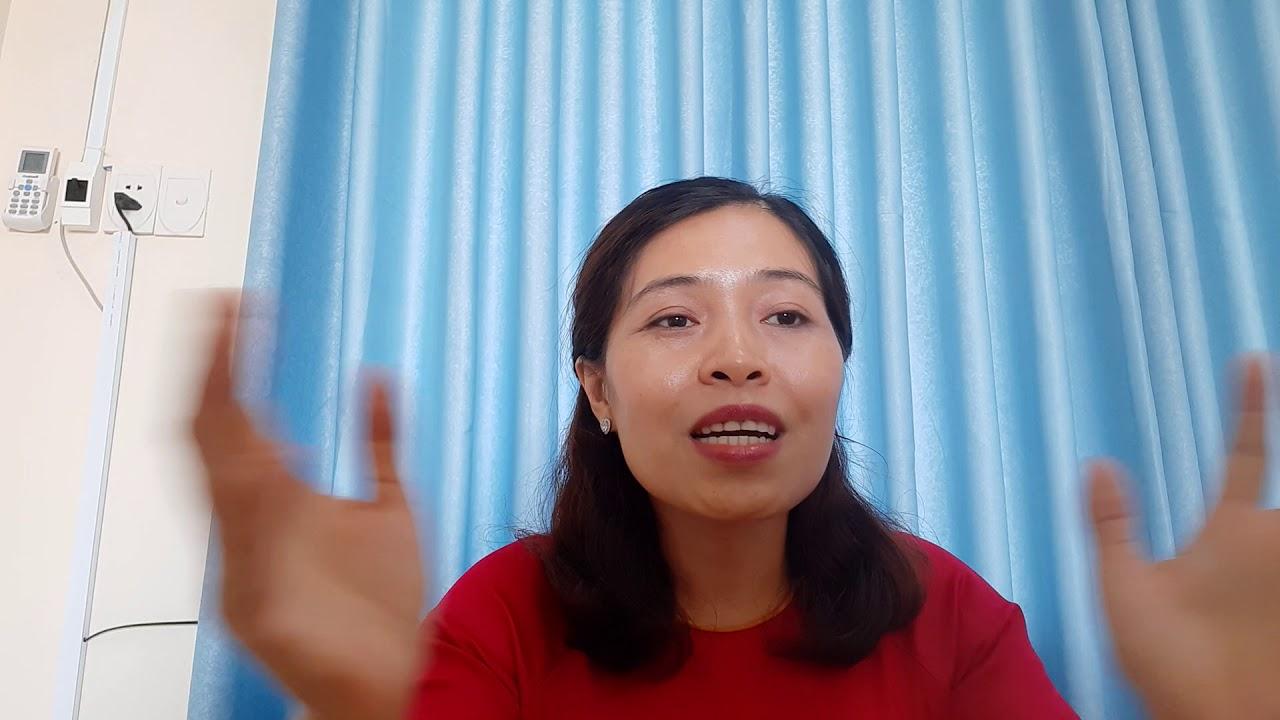 Bài tập số 3 – Lớp Kỹ năng giảng dạy Online