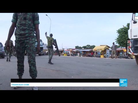 Côte d'Ivoire : poursuite des mutineries de soldats