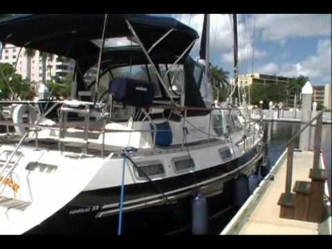 2002 Nauticat 42 Pilothouse In Florida