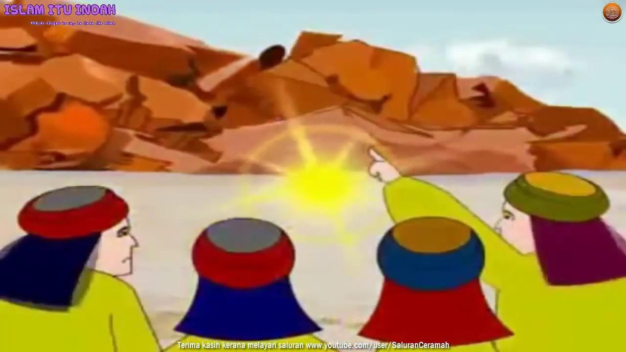 24 Kisah Nabi Isa Animasi Kartun YouTube