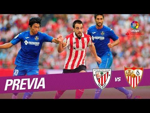 Previa Athletic Club vs Sevilla FC