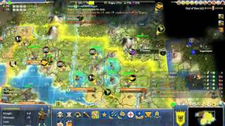 Civ 4 Deity 21 ( Burger King ), Part 3 Of 6