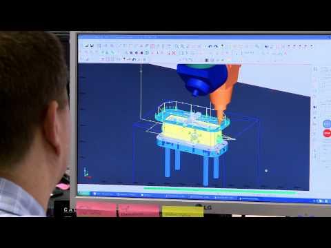 Paul Fabrications - Virtual Machining