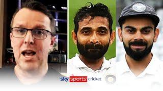 Rahane or Kohli as India captain?! | Graeme Swann on India's captain choice