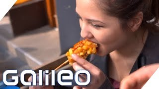 Diese Hotdogs hast du bestimmt noch nicht gegessen | Galileo | ProSieben