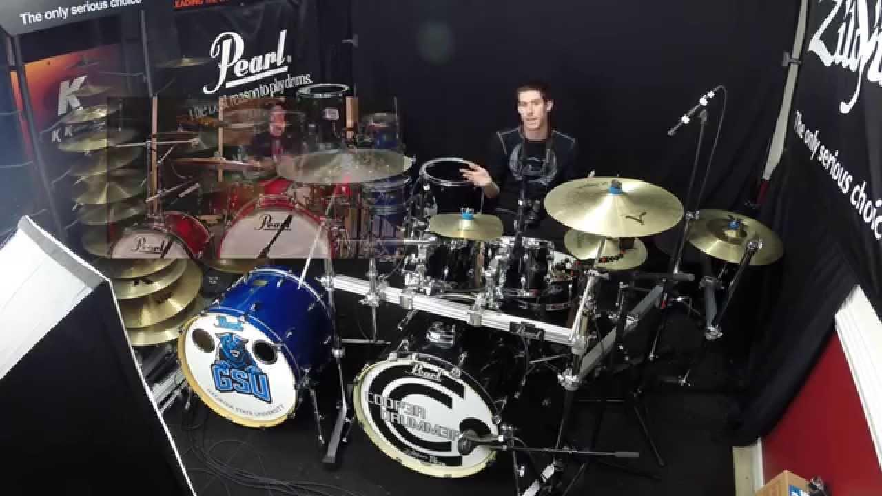 Two Kick Drums
