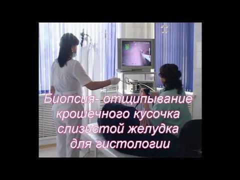 диагностика хеликобактер