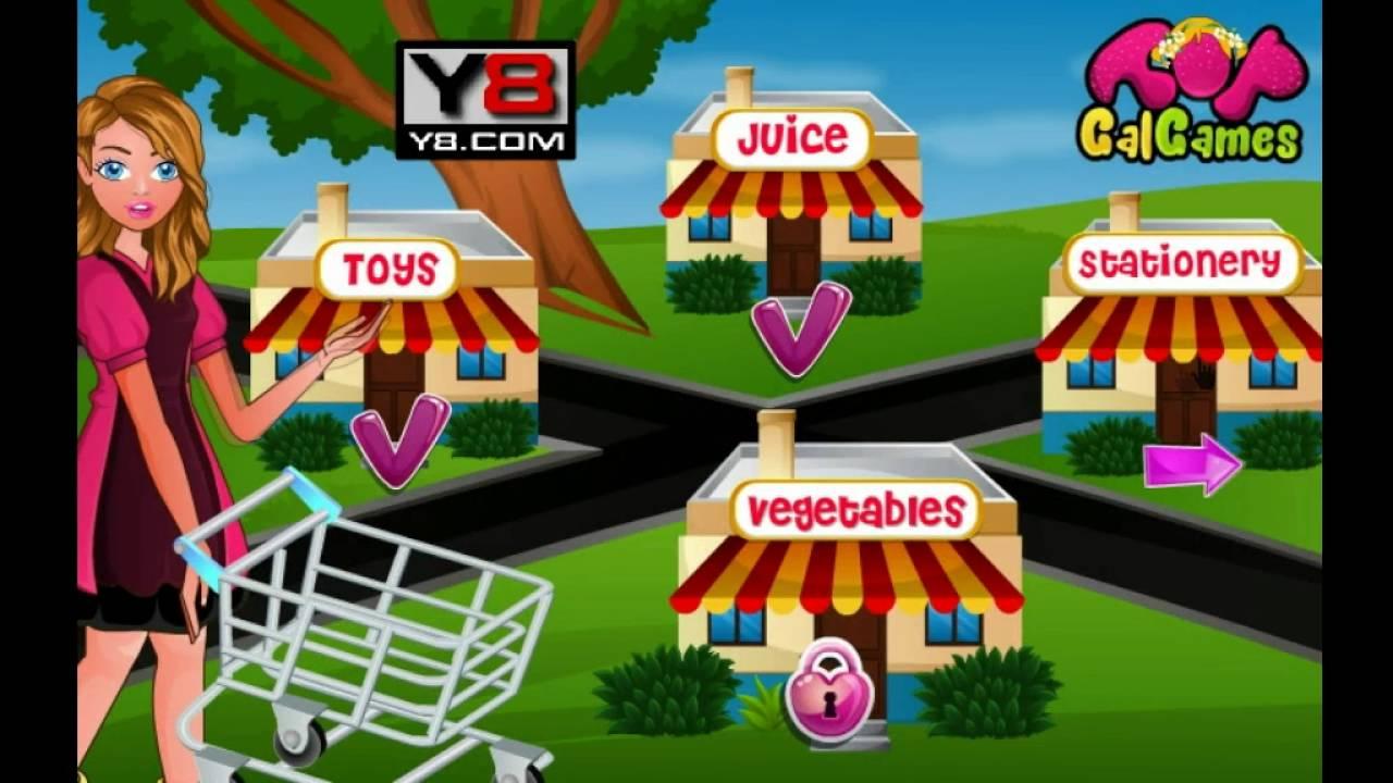 Ice cream shop games y8