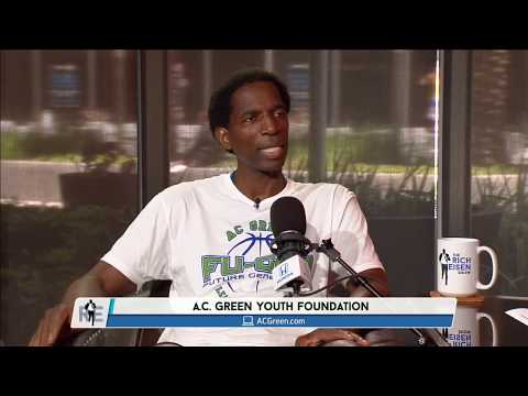 NBA Champion A.C. Green Talks Lonzo Ball, Showtime Lakers & More
