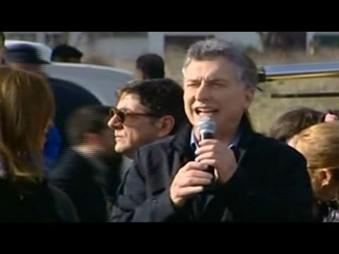 Macri, insultado y apedreado en Mar del Plata