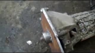 Правильное сцепление. Минитрактор-переломка 4x4 #3. Homemade tractor-Pereloma clutch.