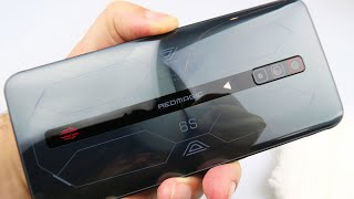 Nubia Red Magic 6S Pro Unboxing (Gaming Phone With Snapdragon 888+ CPU)