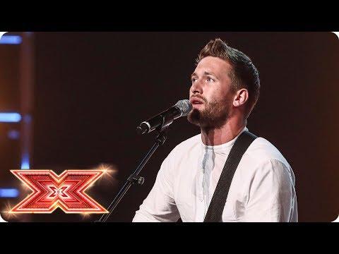 Matt Linnen melts the Judges' hearts | Boot Camp | The X Factor 2017