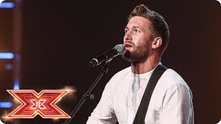 Matt Linnen melts the Judges' hearts | Boot Camp | The X Factor 2017
