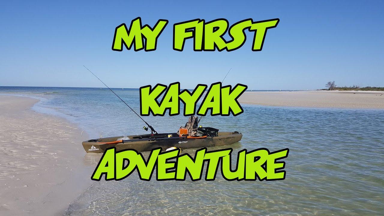 My First Kayak Adventure