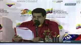 Presidente Maduro aprueba recursos para Misión Sucre
