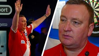Glen Durrant did it all right today