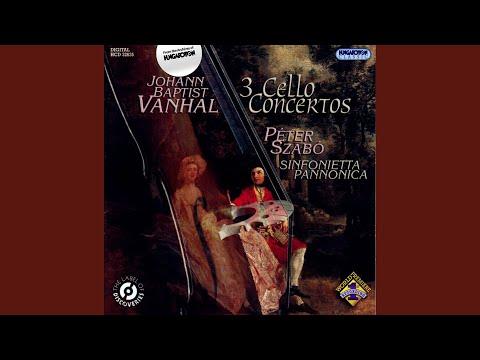 C-dúr gordonkaverseny - Cello Concerto in C major III. Rondo. Allegretto
