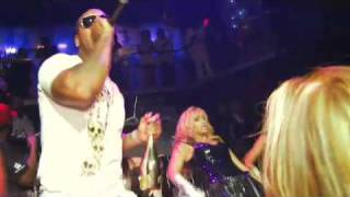 """Montana Tucker feat Flo Rida at his bday party """"TURN IT UP"""""""