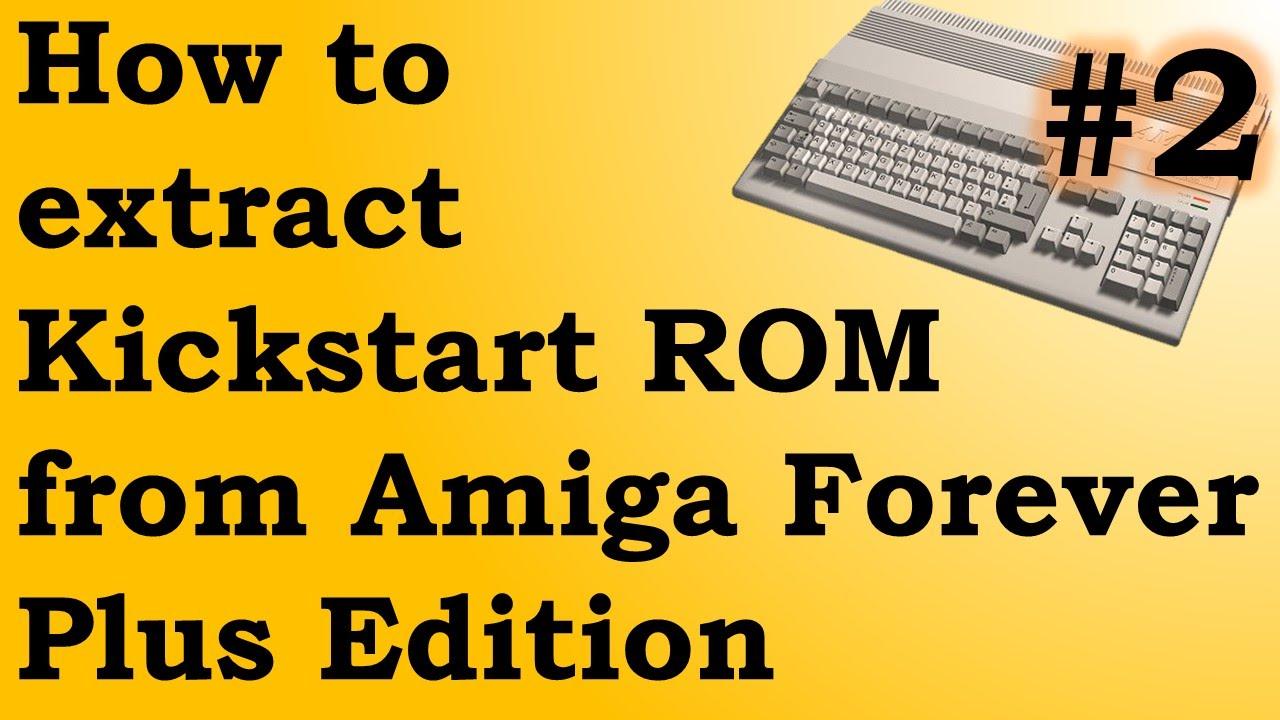 Amiga Kickstart Roms Download Free