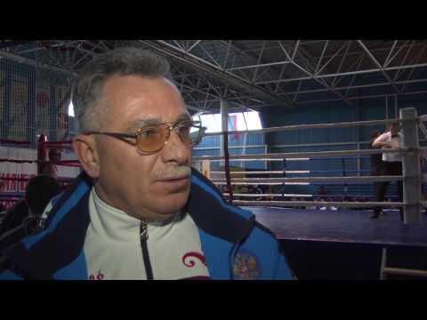 Первенство белгородской области по боксу 2017