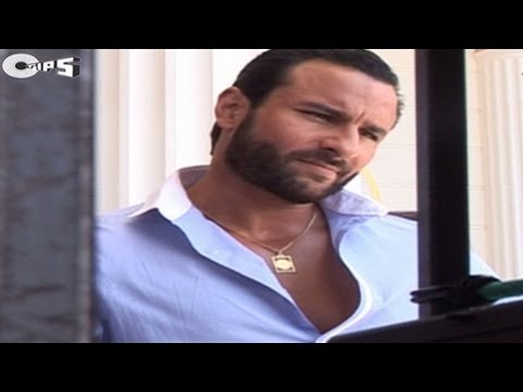 A Day With Saif Ali Khan - Race 2 Behind The Scenes